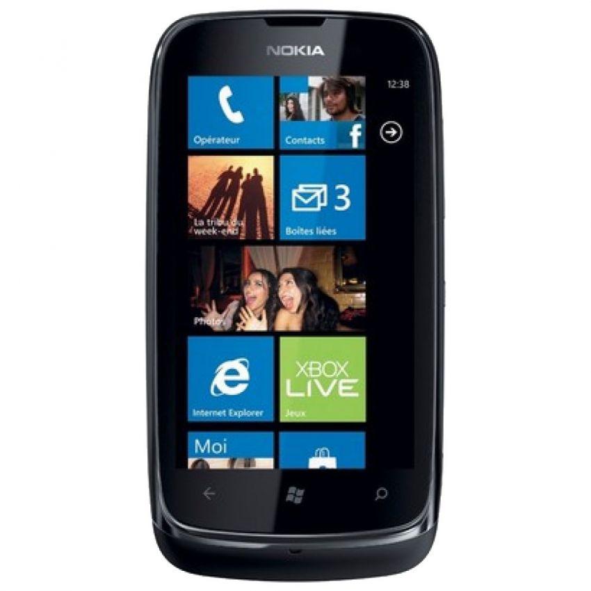 Nokia Lumia 610 Images Nokia Lumia 610 8 gb Hitam