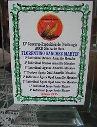 """XV Concurso Exposición """"Sierra de Gata"""" Moraleja 2.015"""