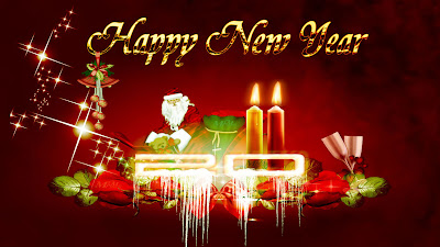 Happy new year wallpaper 2013 Wallpaper