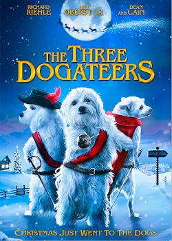 3 Perros Mosqueteros Salvan la Navidad Poster