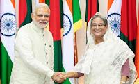 Thousands celebrate India-Bangladesh border pact