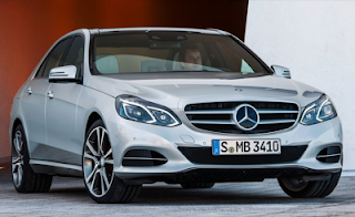 2014 Mercedes-Benz E-Class sedan facelift