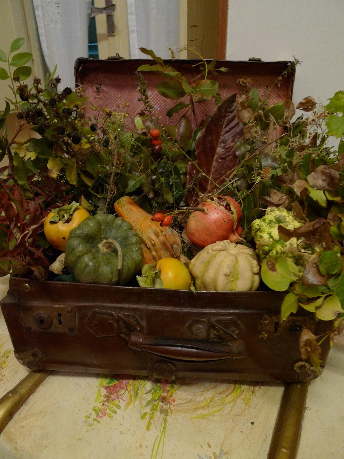 Dal decoupage alla cucina colori odori e sapori d 39 autunno - Colori adatti alla cucina ...