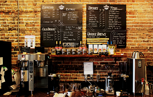 station coffee company medicine hat alberta photography