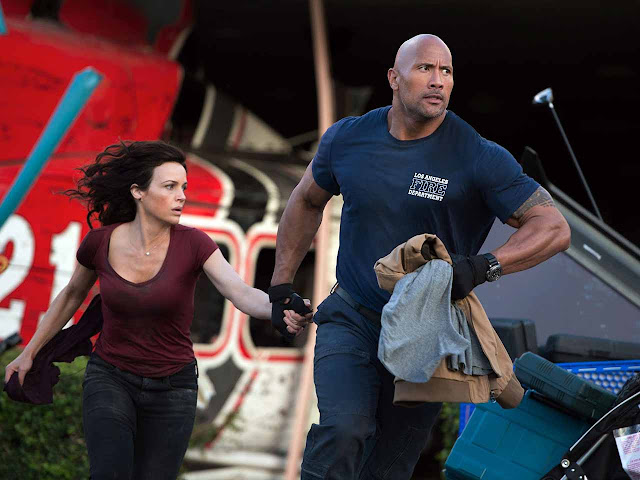 San Andreas, Movie Review, Earthquake, Dwayne Johnson, Carla Gugino, Alexandra Daddario, The Rock, Action
