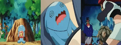 Wobbuffet, el Pokémon descarriado