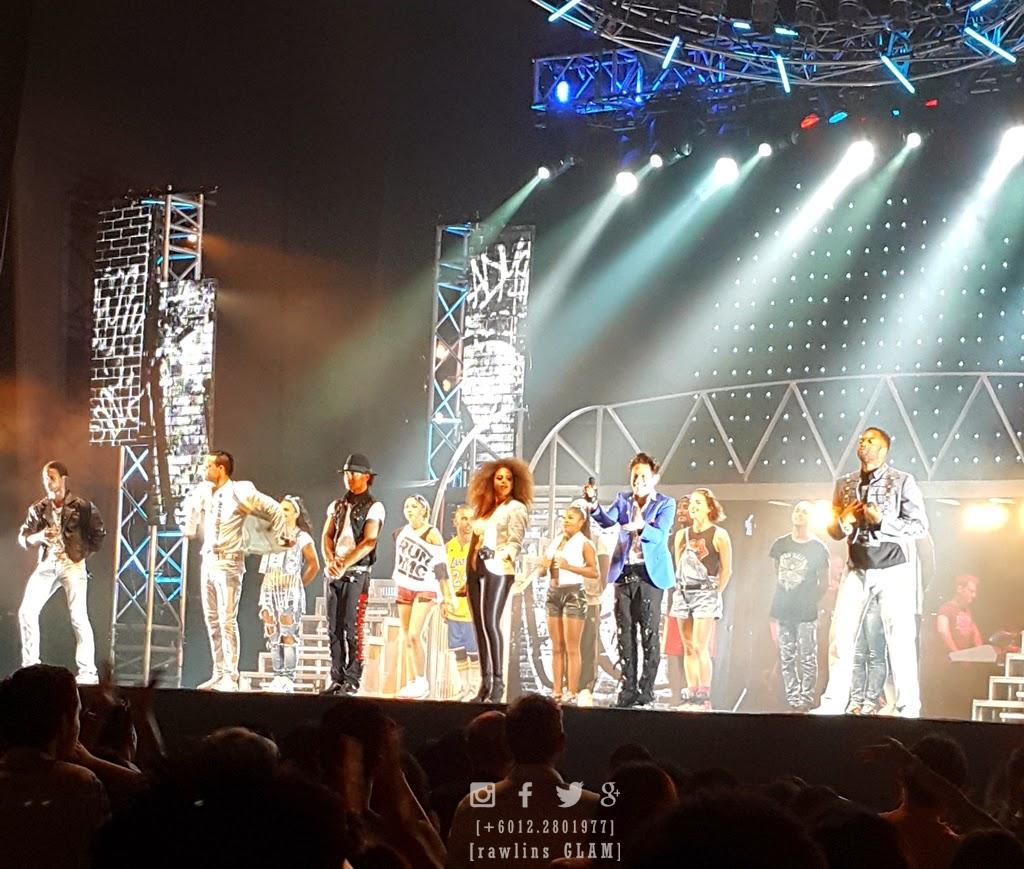 Michael Jackson, Thriller Live At Malaysia, byrawlins, Nuffnang,