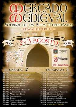Madrigal Medieval 2008