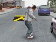 Street Slash Downlhill Jam play online game