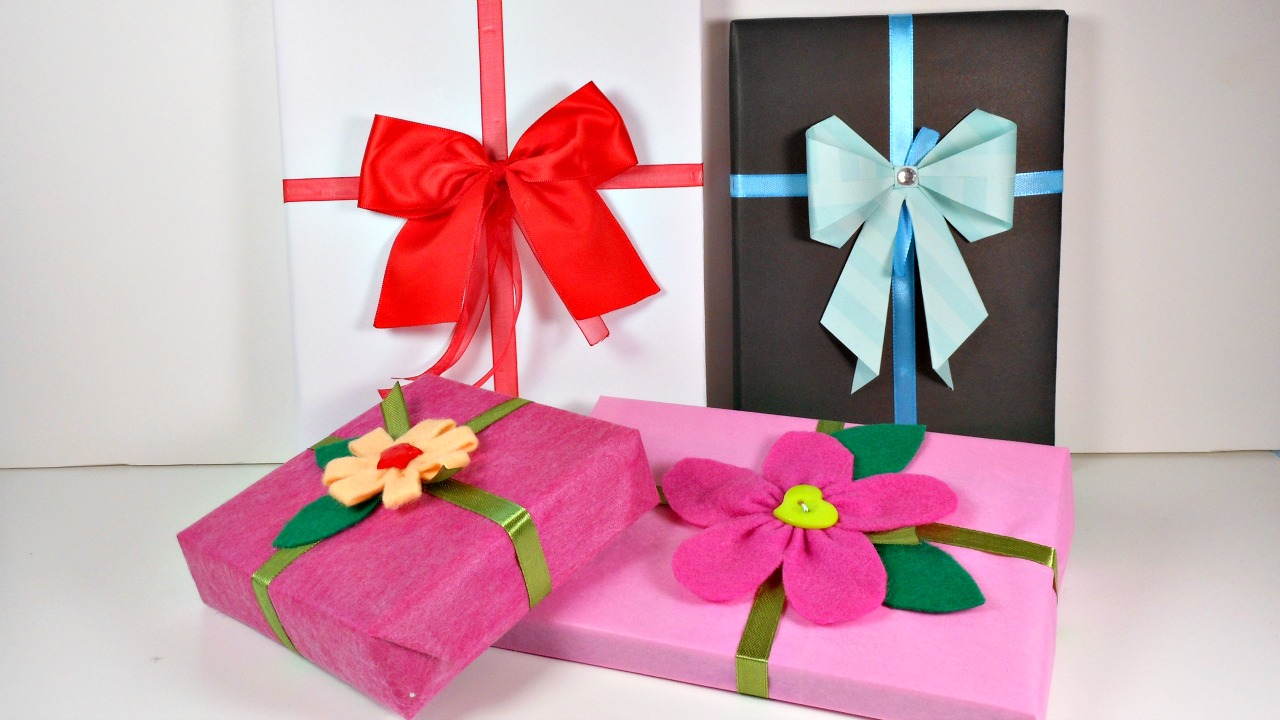 Mundo party ideas para envolver regalos 3 for Todo ideas originales para decorar