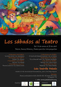 """Paladio Arte ciclo de """"Los sábados al teatro"""