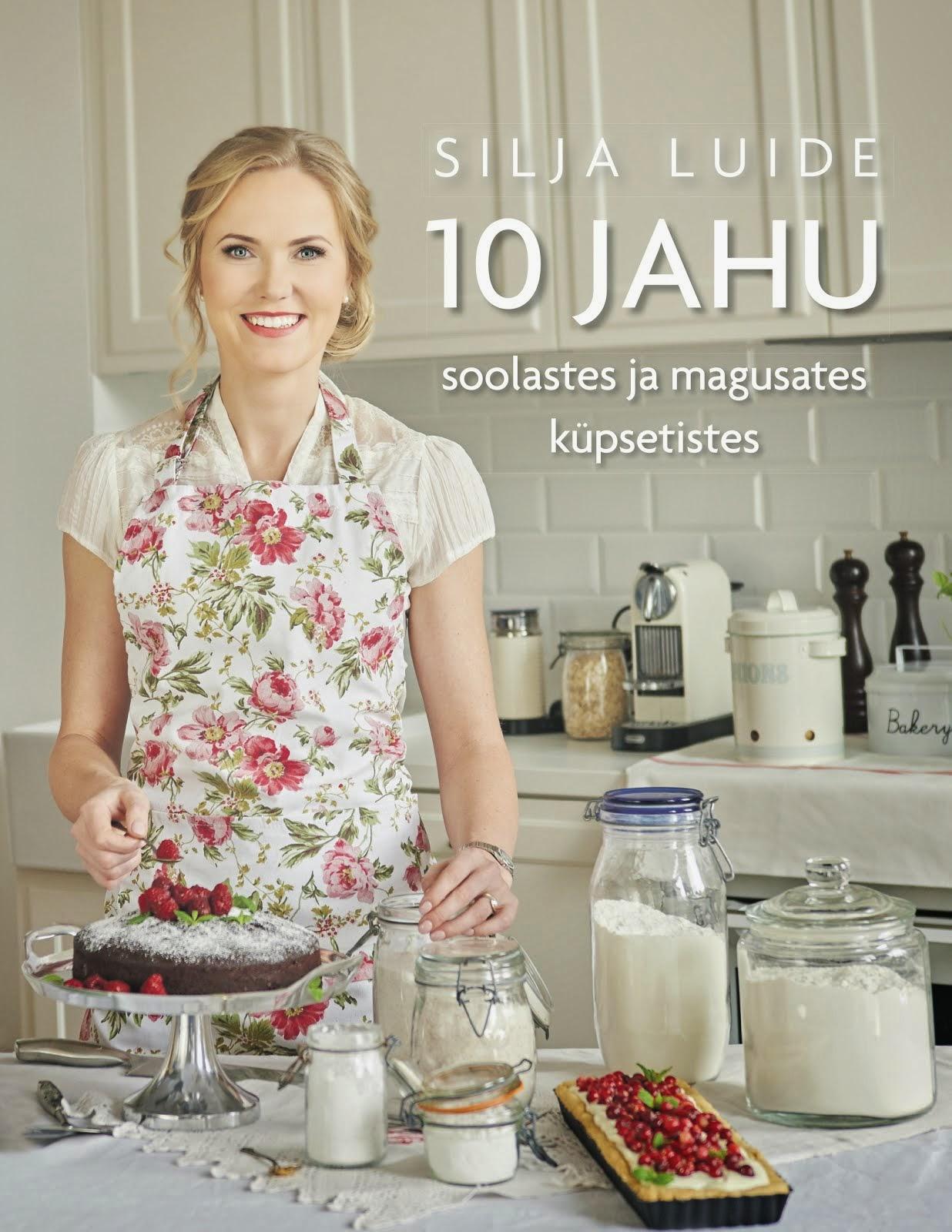 Minu kolmas raamat! :)
