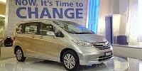 Honda Mobil Raih Penjualan Tertinggi