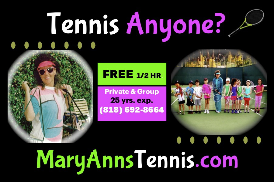 MaryAnn's Tennis