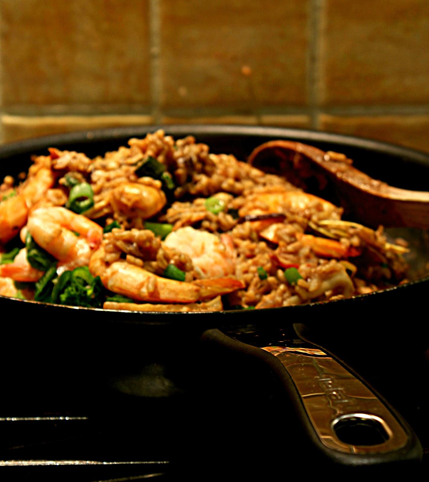 Вок с морепродуктами рецепт пошагово