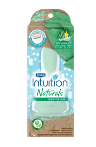 Schick Intuition Naturals Sensitive Care Razor Review