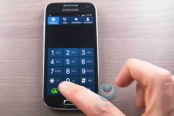 kamera Samsung galaxy S4 Mini l9195l