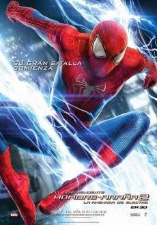 ver El Sorprendente Hombre Araña 2: El Poder de Electro / The Amazing Spiderman 2 (2014)