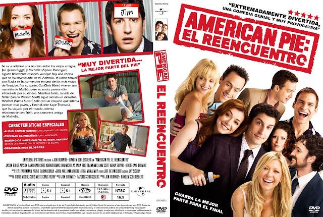 American Pie El Reencuentro Dvd