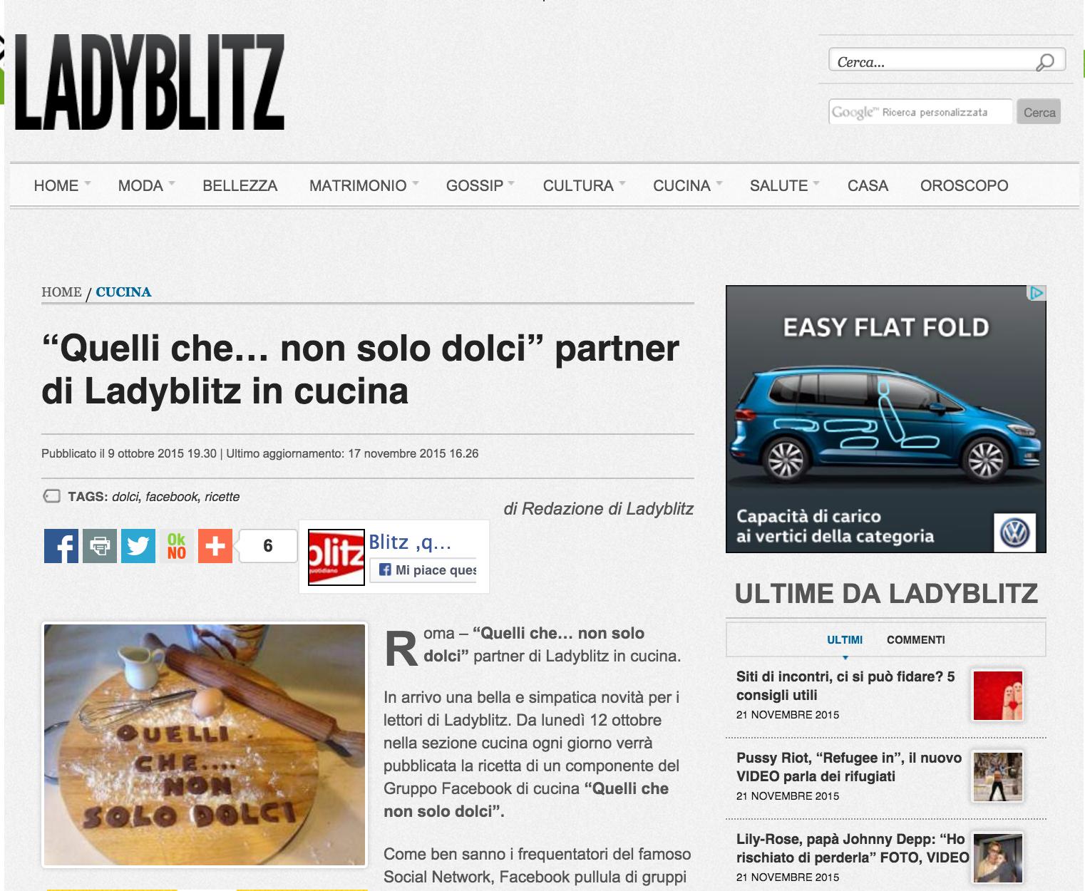 Partner di Ladyblitz