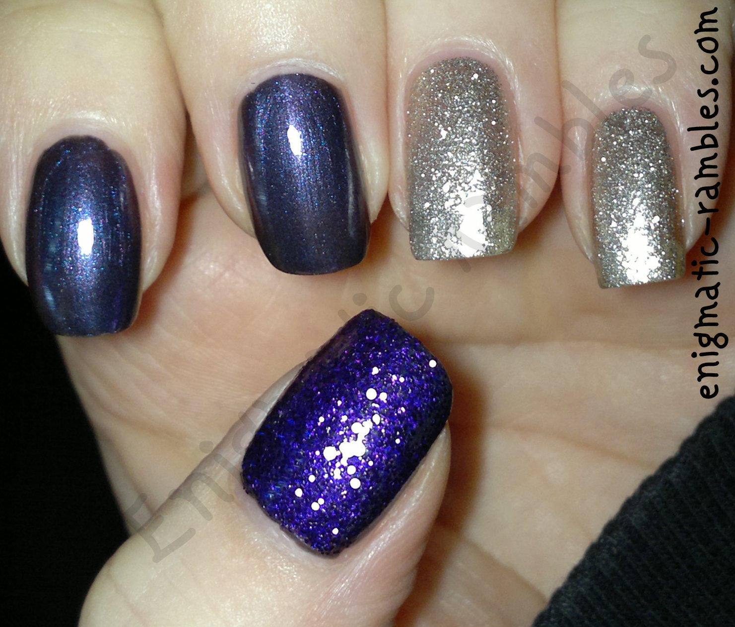 skittle-nails-stargazer-142-essie-beyond-cozy-models-own-purple-haze