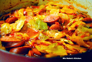Cajun Cabbage from Miz Helen's Country Cottage