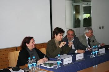 Ljublijana University-Panel : 11 Mayıs 2006, Ljublijana/Slovenya