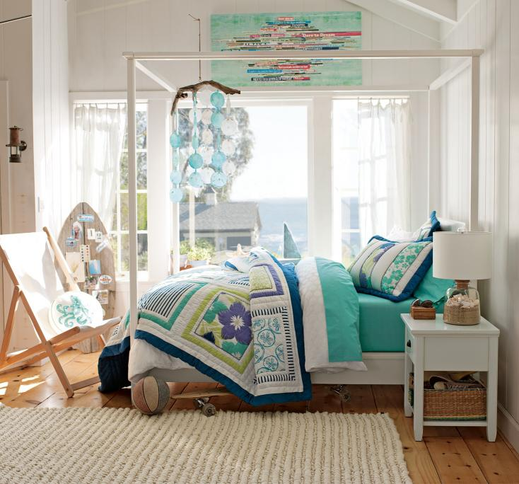 Pottery Barn Teen Bedding