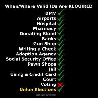 voter ID