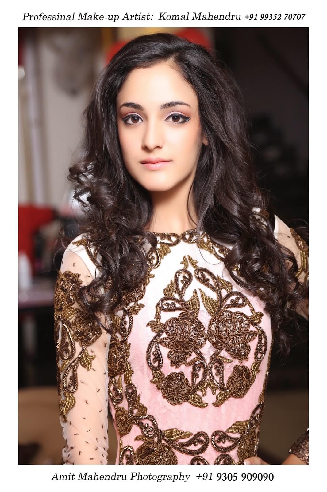 Komal mahendru s professional makeup lucknow india bridal makeup - Makeup Artist In Lucknow