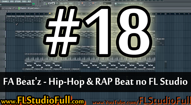 18 - Base de Rap | Beat de Hip-Hop [FA Beat'z]