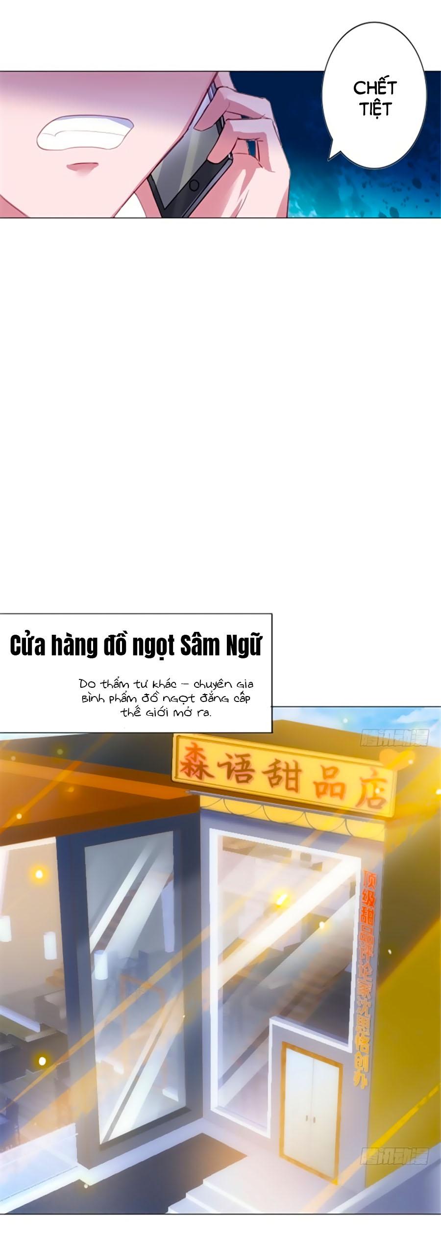 Sủng Hôn Lai Tập Chap 6 - Next Chap 7