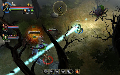 Dungeon Hunter 5 Apk for Android screenshot