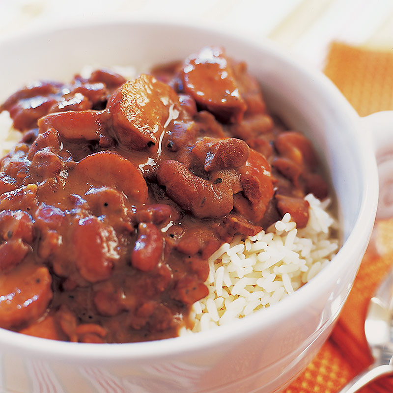 Tierney Tavern: Louisiana Red Beans and Rice