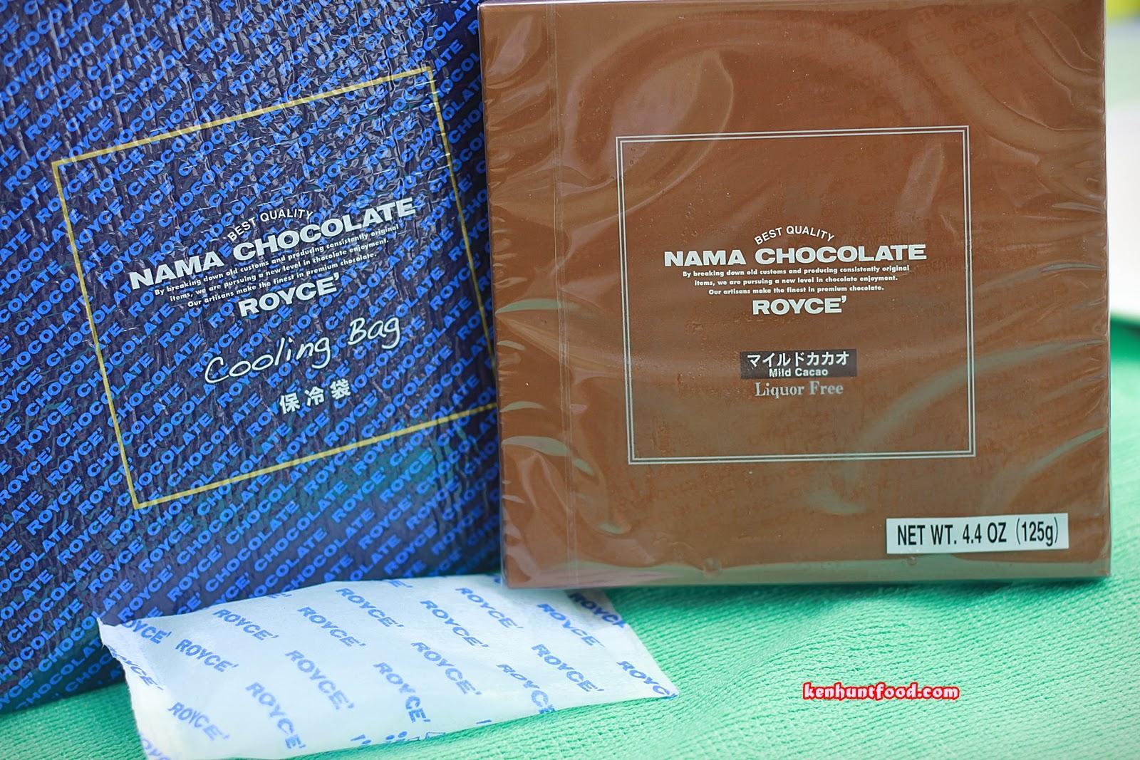Ken Hunts Food: Royce' Chocolate- A Taste of Hokkaido