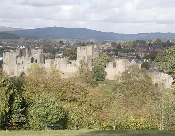 مهرجان الربيع, مهرجان Ludlow, قلعة, صور قلاع, صور حصون,