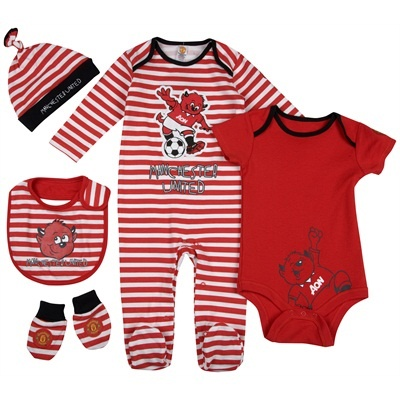 Simply baby amp kids boutique manchester united collection bodysuits rompers