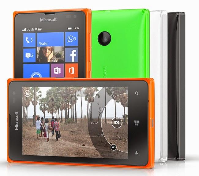 Lumia 532 Dual SIM ditawarkan dengan Harga Terjangkau
