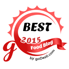 The Yum List - Best Food Blog 2015