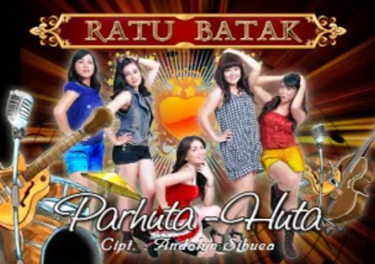 "Video, Lirik Lagu Batak ""Parhuta-Huta"" Vocal Ratu Batak"