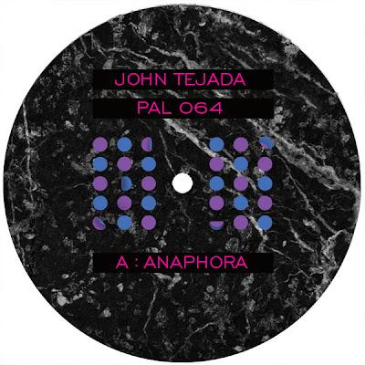 Discosafari - JOHN TEJADA - Anaphora - Palette Recordings
