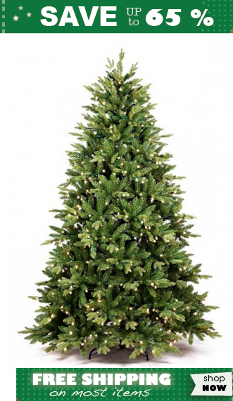 Big Sale on Our Beautiful Trees! King of Christmas