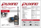 Puxing PX-777 (UV)