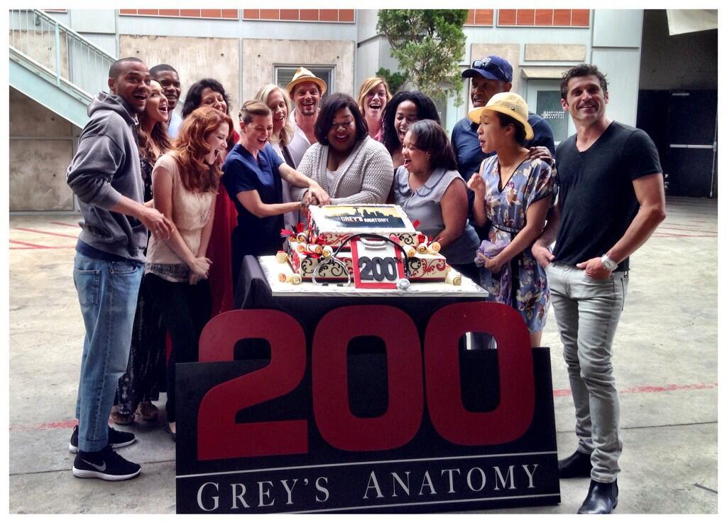 200 Episodes Of Grey\'s Anatomy | Sandra Oh News.