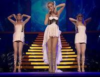 Kylie Minogue concert