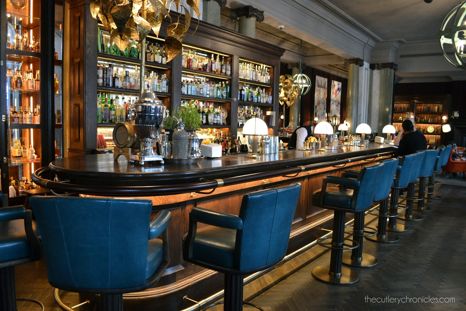 Scarfes bar at the rosewood hotel holborn review the for The rosewood