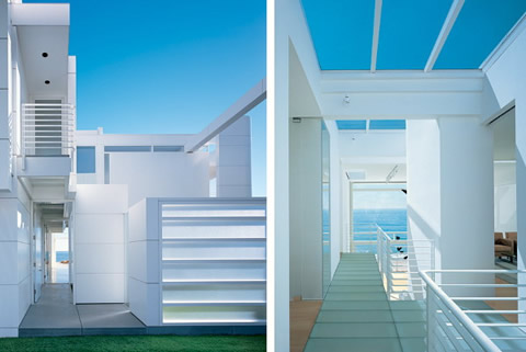 Casas de playa casas de lujo en la playa california casas de playa apartamentos playas - Nice small house interior from a contemporary oceanfront residence ...