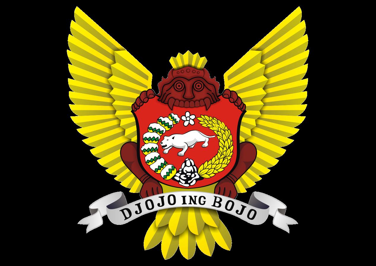 download free Kota Kediri Logo Vector