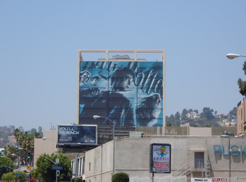 Giant Harry Potter Half-Blood Prince billboard