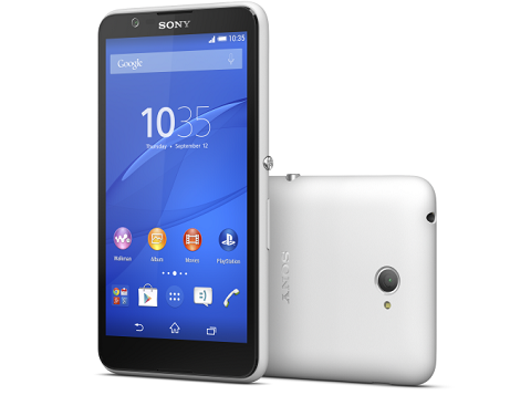 Sony Xperia E4 Specs, Price and Availability